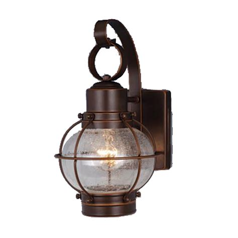 Outdoor Light Sconces Vaxcel Lighting Ow21861 Nautical Singlelight Outdoor Sconce Atg Stores