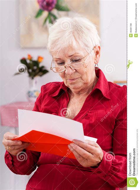Grandmas Gift Cards - grandma s birthday card royalty free stock photos image 36081798