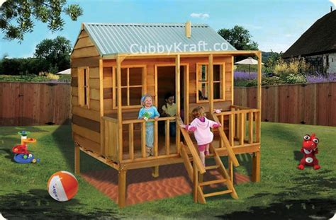 Timber Cubby House Plans Diy Cubby Houses Brisbane House Best Design