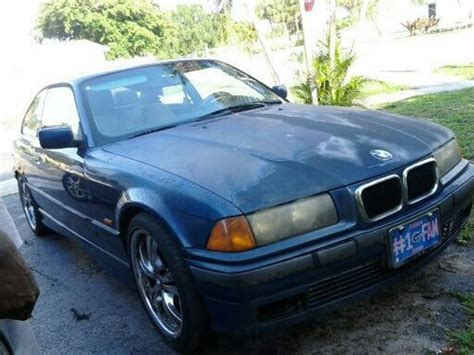 sell used 1998 bmw 323is buy used 1998 bmw 323is base coupe 2 door 2 8l in pompano beach florida united states for us