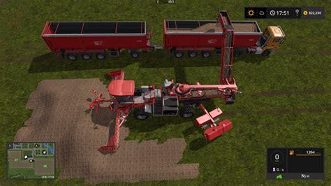 kre bandit sb 30 60 with hitch ls17 kre bandit sb30 60 v 1 7 trailer farming simulator