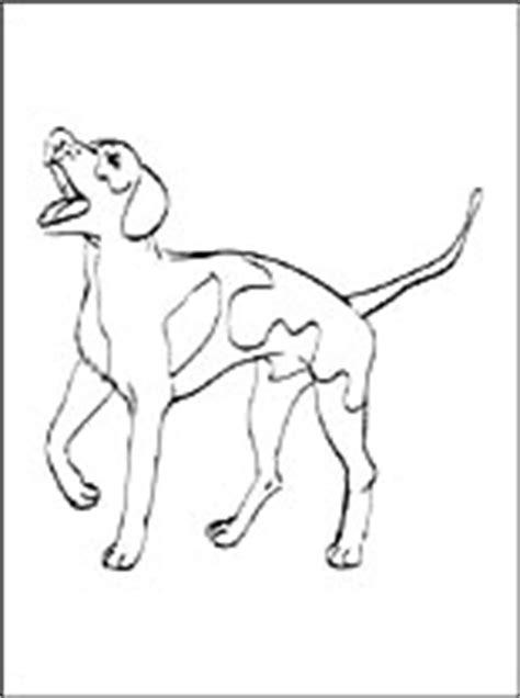 coloring pages of coon dogs american coonhound coloring page coloring pages