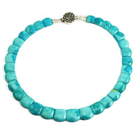 turquoise collar turquoise collar necklace
