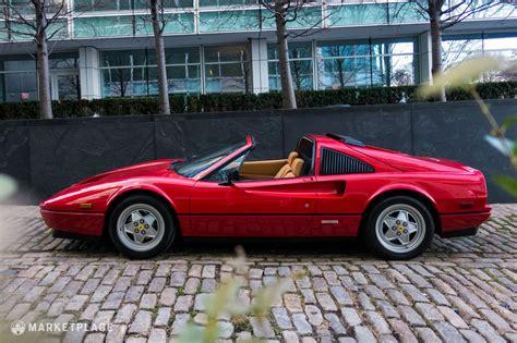 Ferrari Gts 328 by 1989 Ferrari 328 Gts Petrolicious