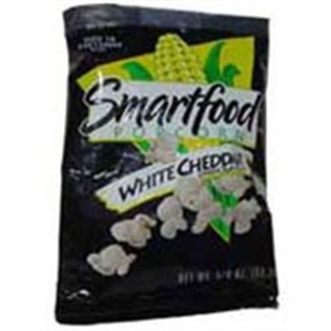 Aim Crackers Roasted Corn 180 Gram smartfood popcorn white cheddar cheese flavored calories