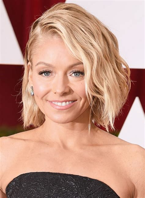 how do they curl kelly rippas hair hairstyles kelly ripa