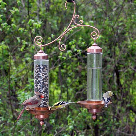 bird water feeders outdoor birdcage design ideas