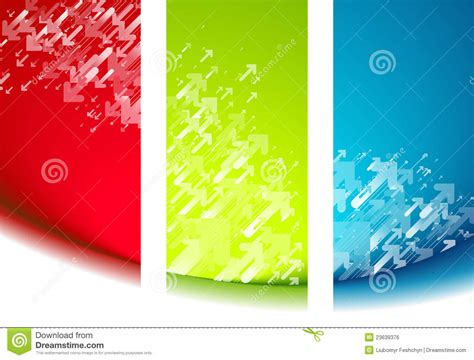 design background x banner set of banner backgrounds stock vector image of card