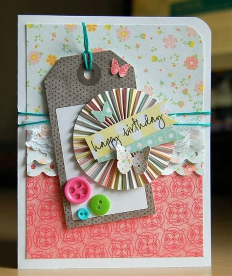 tutorial tags scrapbook 122 best images about cards rosettes on pinterest