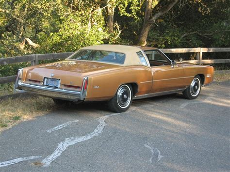 1976 Cadillac Eldorado Coupe Auto Buzz Hemmings Find Of The Day 1976 Cadillac
