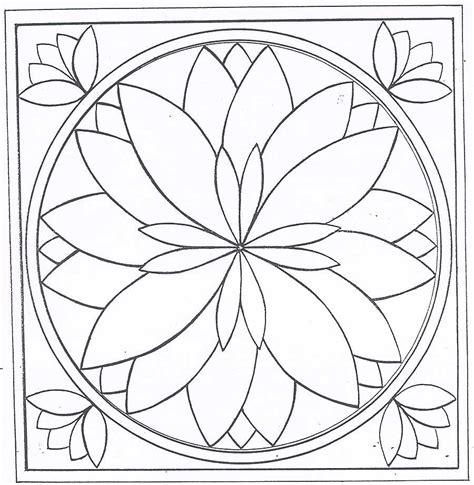 mandalas faciles dibujos pinterest mandalas mandalas para pintar 3 dibujos pinterest mandalas