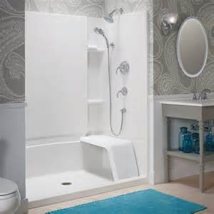 Sterling Accord Bath Shower Sterling Accord 174 72290100 60w X 75 875h In High Gloss
