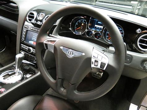 bentley steering wheel at bentley continental gt 3 spoke steering wheel bentley