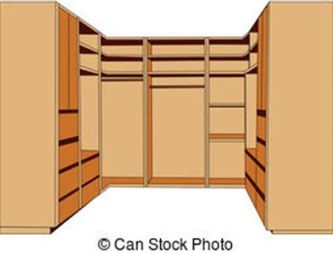 wandschrank kleider wandschrank illustrationen und clip 10 144