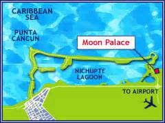 1 cancun hairshow 2015 mapa picture of moon palace golf moon palace cancun travel yucatan