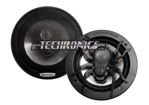 Speaker 6 Soundstream Xt 653 2way soundstream xt 653s 6 5 quot 3 way xstream series coaxial speakers