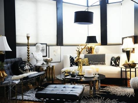old hollywood glamour home decor black and white decor inspiration style edition blog