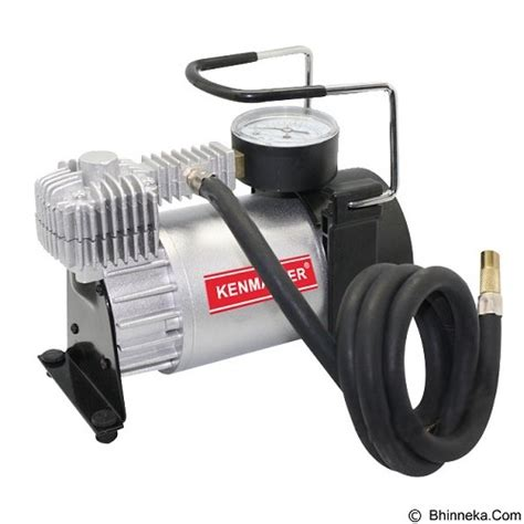Harga Air Compressor jual kenmaster mini air compressor 002 piston black