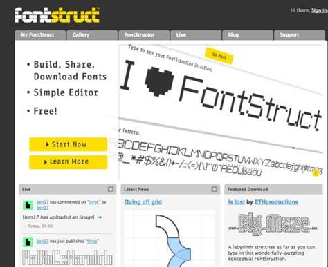 program membuat website sendiri 6 software dan alat gratis untuk membuat font sendiri