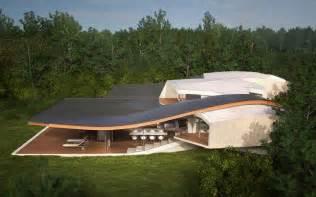 Home Design Concept Villeneuve Loubet by Architecture Futuristic Home Design Ideas Alongside Flat