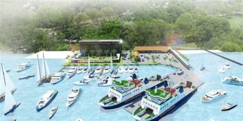 marina dibangun bagaimana nasib tpi kampung ujung