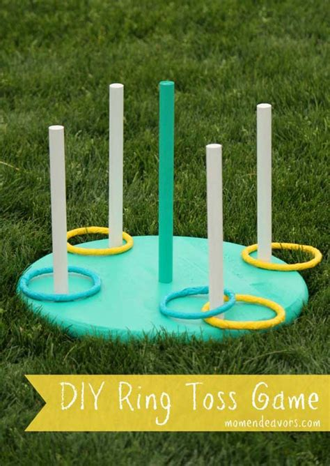 diy games top 34 fun diy backyard games and activities amazing diy