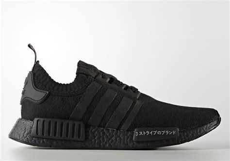 Diskon Adidas Nmd R1 Pk Japan Black White Premium Original Sepatu Ker adidas nmd r1 pk japan black le site de la sneaker