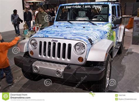 jeep models 2010 jeep wrangler model 2010 editorial stock image image
