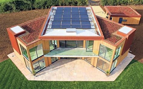 eco living the leicestershire home that powers itself