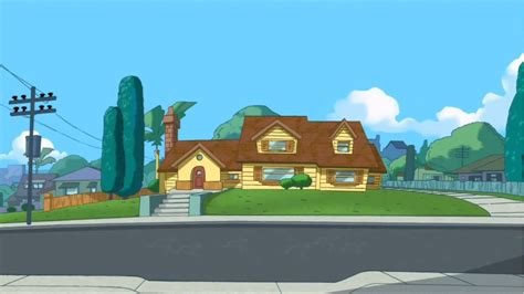 flynn fletcher house phineas and ferb wiki your guide