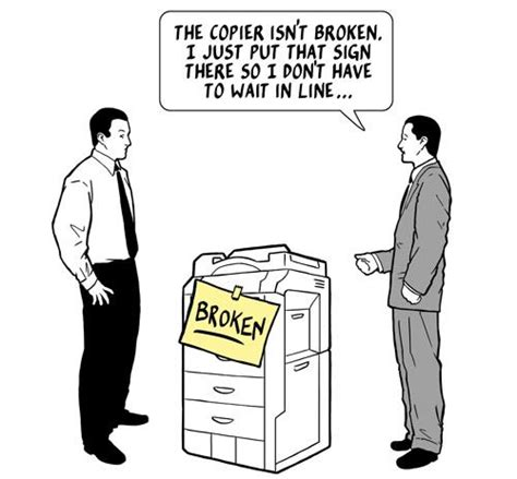 Copy Machine Meme - not really broken copier fun pinterest