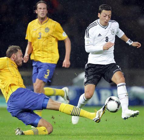 Deutschland Gegen Schweden Gegen Schweden 4 4 Nach 4 0 Historische Blamage F 252 R