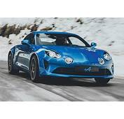 Say Hello To The New Alpine A110 Renaults Porsche Cayman