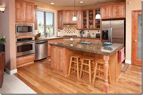 How To Match Flooring And Cabinetry