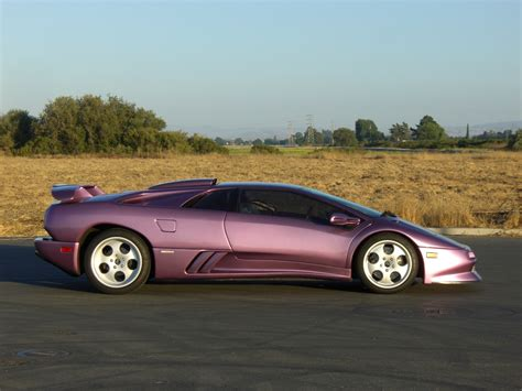 Lamborghini Diablo Jota Lamborghini Diablo Jota Best Photos And Information Of