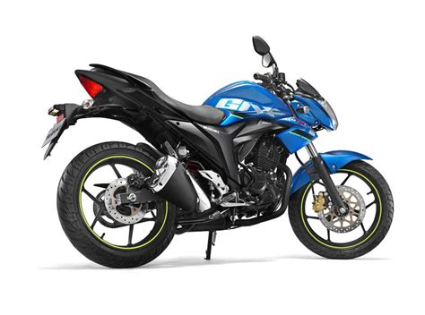 Suzuki Gixxer All New 2017 Suzuki Gixxer And Gixxer Sf With Bs Iv Aho