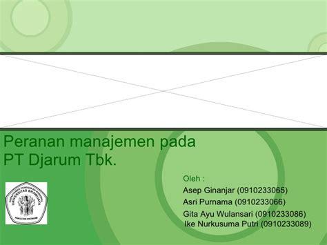 Manajemen Staffing 1 pengantar manajemen