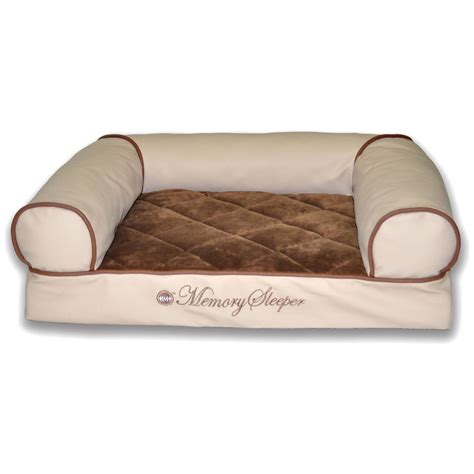 guide gear pillow top gusset dog bed 657471 kennels guide gear pillow top gusset dog bed 657471 kennels