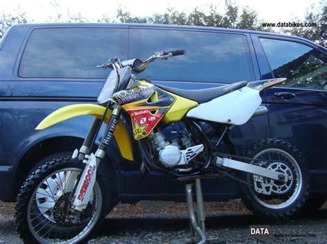 Suzuki 85 Dirt Bike 2004 Suzuki Rm 85 And Rm 125 Motocross Racing Bikes
