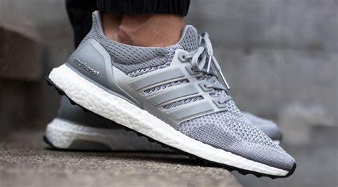 Sepatu Adidas Ultra Boost Ultraboost Primeknit Grey Silver Abu adidas ultra boost grey usapokergame co uk