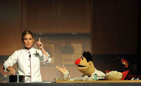 muppets kitchen chef cat cora zimbio