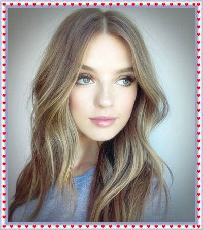 light hair color framing face with brown in back light ash brown with face framing highlights haircut