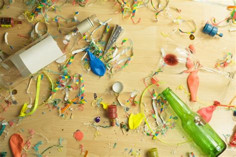 party clean best party clean up tips help me clean