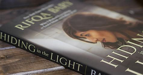 hiding in the light book review hiding in the light why i risked everything
