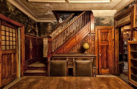 antique home interior 25 best ideas about creepy old houses on pinterest