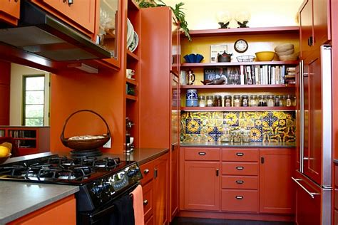 orange and yellow kitchen kitchen cabinets the 9 most popular colors to from