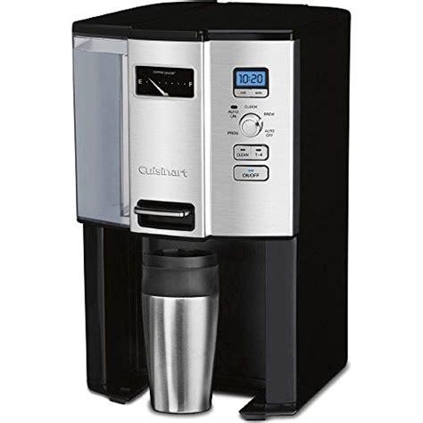 TOP 5 Best Cuisinart Coffee Maker Reviews   LoveMyCoffeeCup