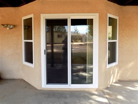 Vinyl Sliding Doors by Vinyl Sliding Doors Projects Clearchoice Windows Doors
