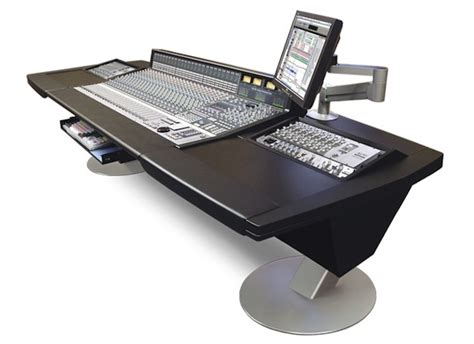 studio console desk argosy console desk mirage for ssl aws politusic