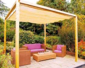 Diy Outdoor Gazebo Curtains by 20 Diy Outdoor Curtains Sunshades And Canopy Designs For